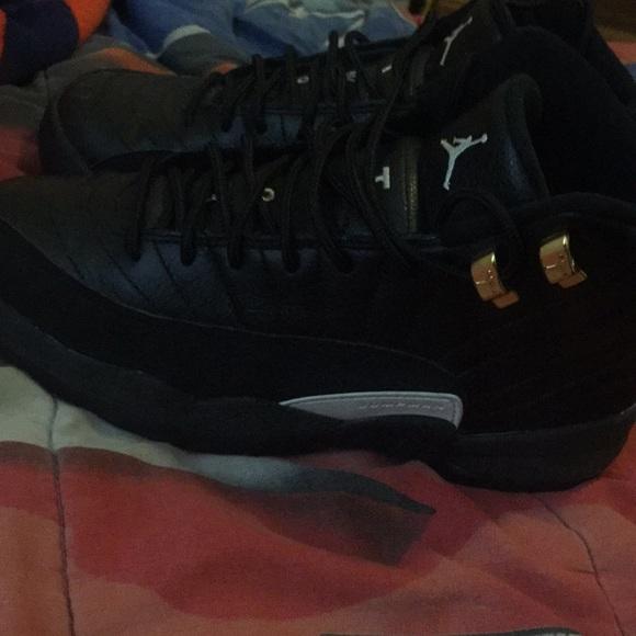 quality design fea5c d66cf Black Master Jordan 12s NWT